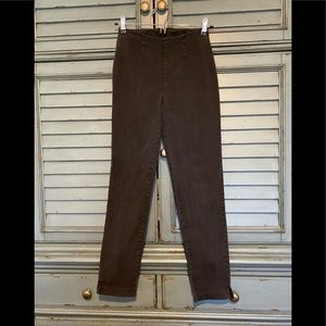 Well loved Cigarette Pants by My Michelle